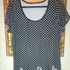 Avenue pull over dress NWOT